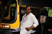 Mohd. Jamaludin, Rickshaw Driver, Mumbai